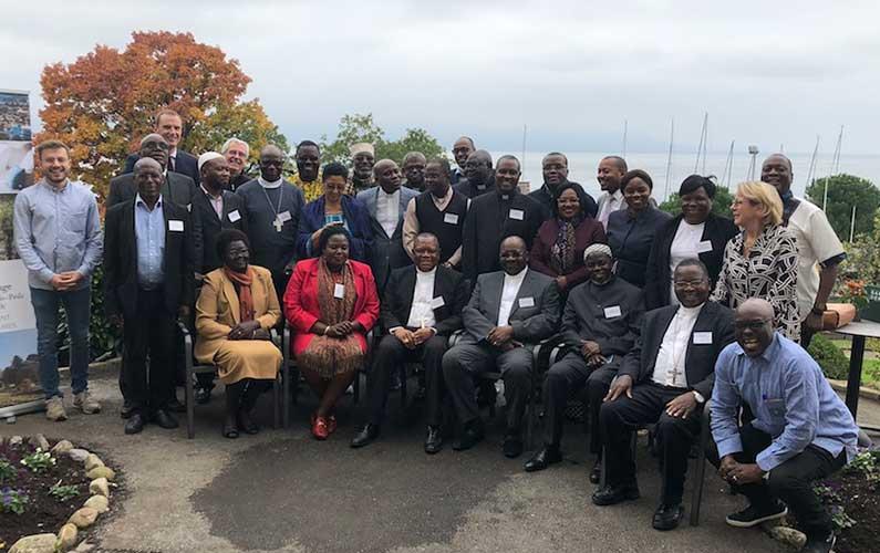 Efforts d'édification de la paix en Afrique